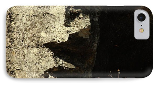 Out Of The Shadows Applause For The Spirit Of The Stone IPhone Case