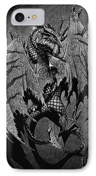 IPhone Case featuring the digital art Out Of The Shadows by Stanley Morrison