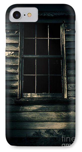 IPhone Case featuring the photograph Outback House Of Horrors by Jorgo Photography - Wall Art Gallery