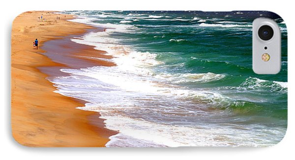 Outer Banks Beach North Carolina IPhone Case