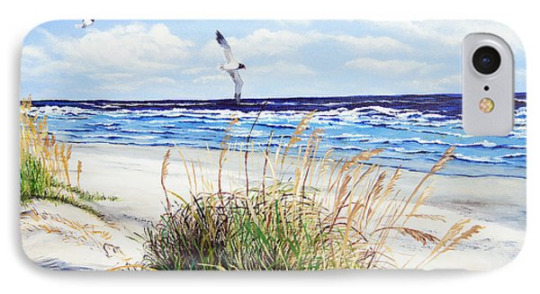 Outer Banks IPhone Case by Pamela Nations
