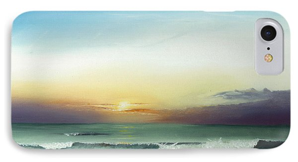East Coast Sunrise IPhone Case by Albert Puskaric