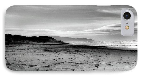 Outer Sunset Ocean Beach San Francisco IPhone Case
