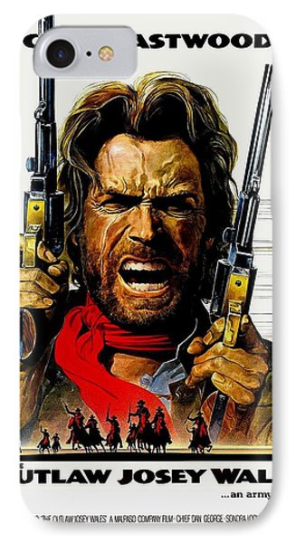 Outlaw Josey Wales The IPhone Case