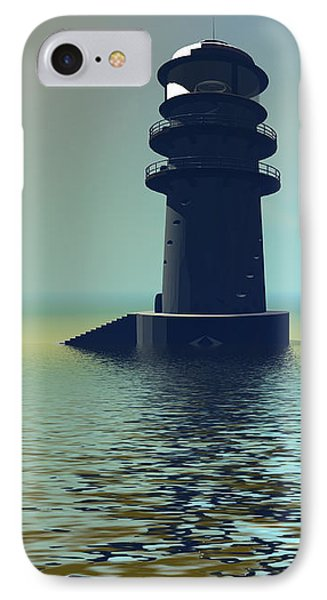 Outpost Phone Case by Corey Ford