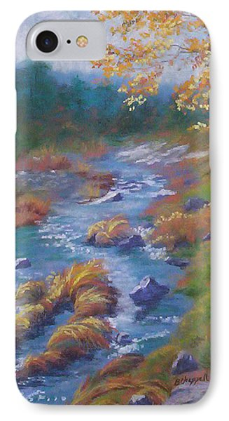 Outside Lake Tahoe IPhone Case by Becky Chappell