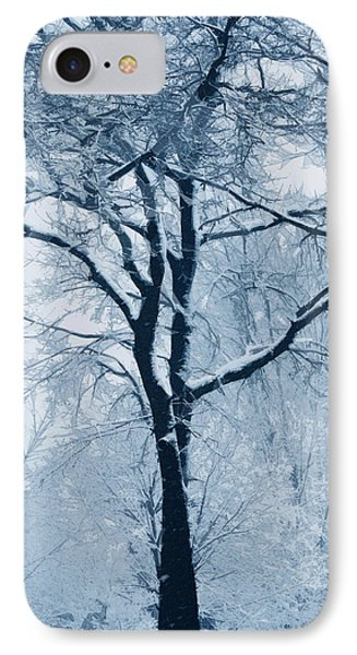 Outside My Window Phone Case by Linda Sannuti