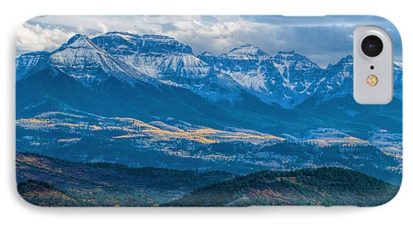 Outside Of Ridgway IPhone Case by Alana Thrower