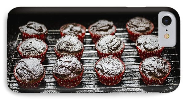 Oven Fresh Cupcakes IPhone Case by Jorgo Photography - Wall Art Gallery