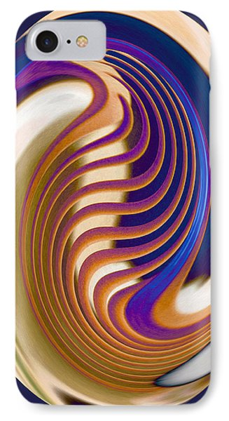Over Easy IPhone Case by Don Zawadiwsky