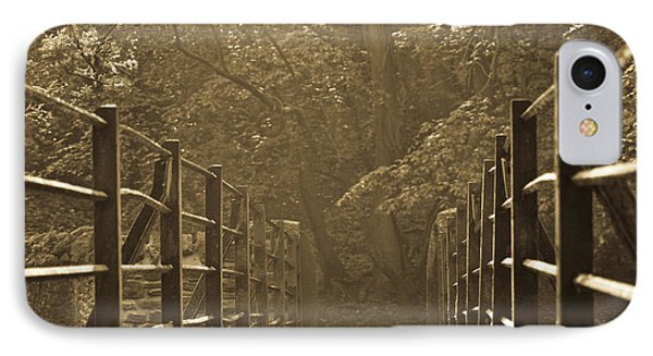 Over The Bridge Phone Case by Brian Roscorla
