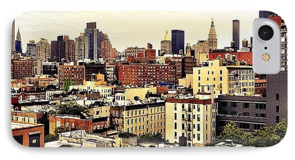 Over The Rooftops Of New York City IPhone Case by Vivienne Gucwa