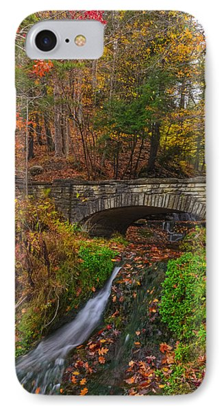 Over The Stream Phone Case by Mark Papke