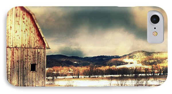Over Yonder IPhone Case by Julie Hamilton