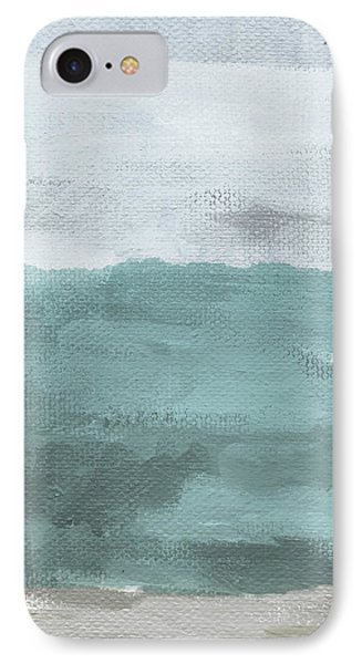 Overcast- Art By Linda Woods IPhone Case