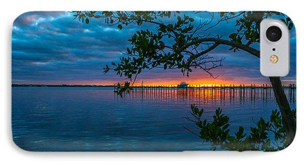 Overcast Sunrise IPhone Case