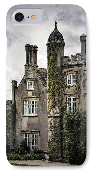 Overgrown Mansion IPhone Case by Joana Kruse