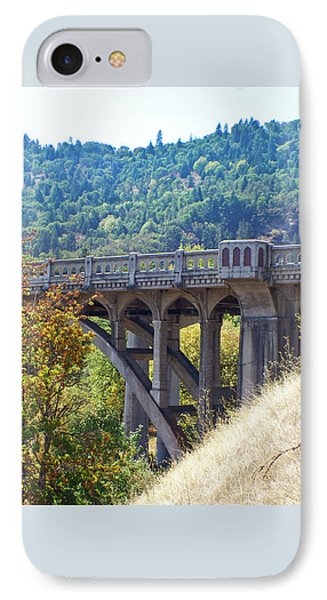 Overpass Underpinnings IPhone Case by Adria Trail