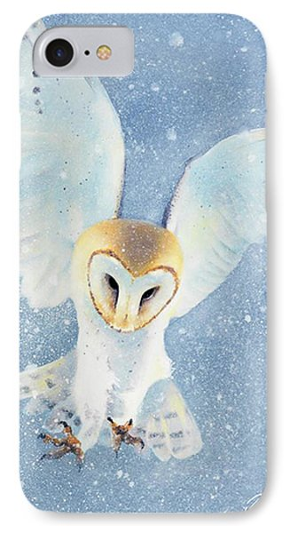 Owl Detail IPhone Case