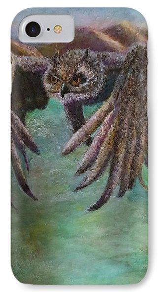 Owl Eagle IPhone Case