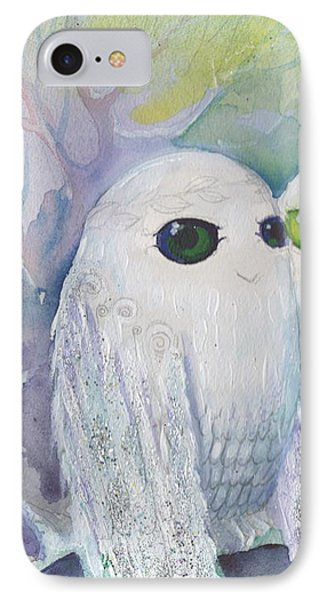 Owls From Dream IPhone Case