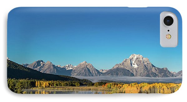 Oxbow Bend IPhone Case by Mary Hone