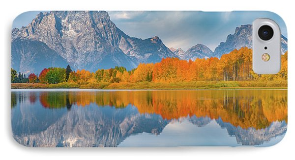 Oxbow's Autumn IPhone Case by Darren White