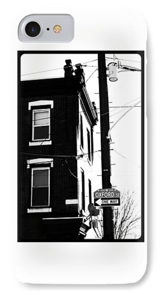 IPhone Case featuring the photograph Oxford St by Christopher Woods