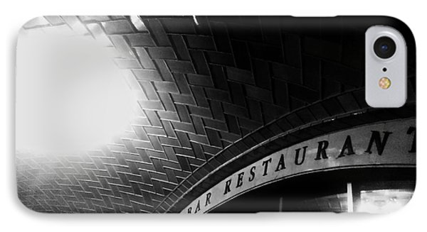 Oyster Bar At Grand Central IPhone Case by James Aiken