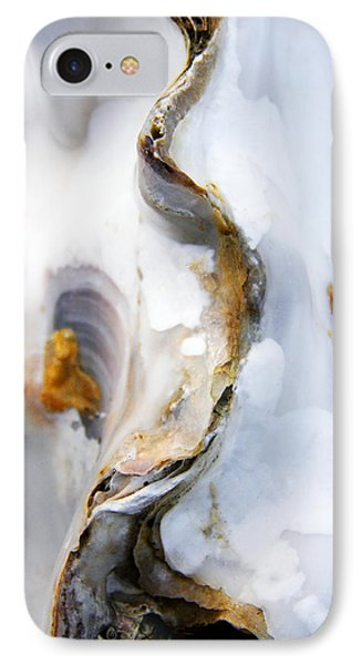 Oyster IPhone Case by Richard George