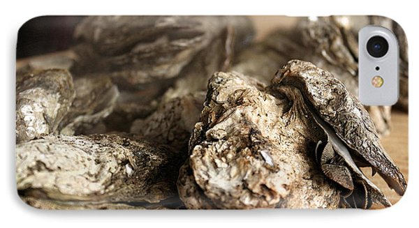 IPhone Case featuring the photograph Oyster Roast by Greg Simmons
