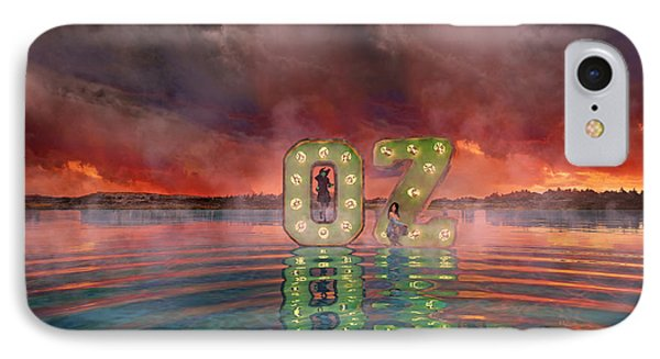 OZ IPhone Case by Betsy Knapp