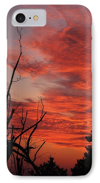 IPhone Case featuring the photograph Ozark Dawn by Michael Dougherty
