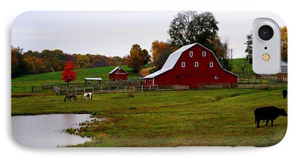Ozark Farm Phone Case by Marty Koch