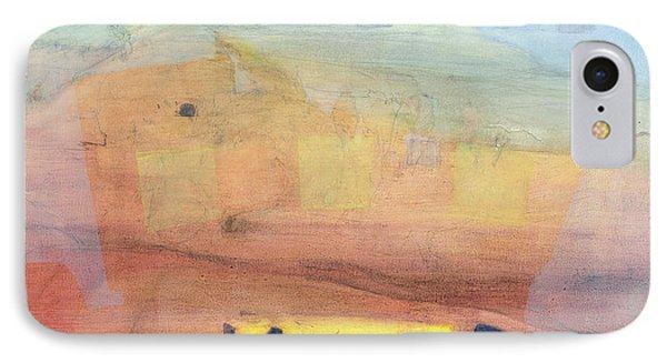 Ozymandias IPhone Case by Charlie Millar