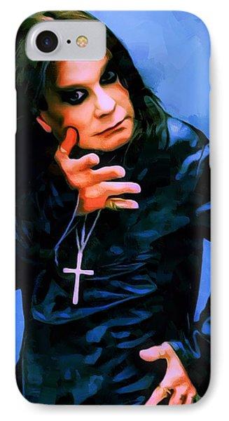 Ozzy Portrait  IPhone Case