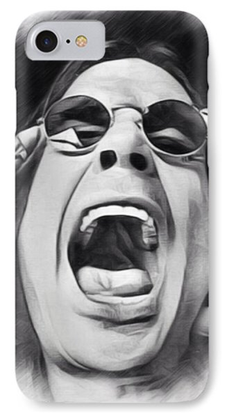 Ozzy Sketch  IPhone Case