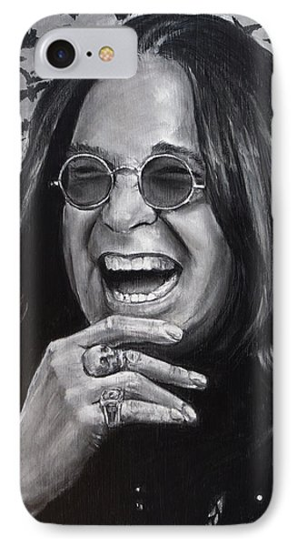 Ozzy IPhone Case