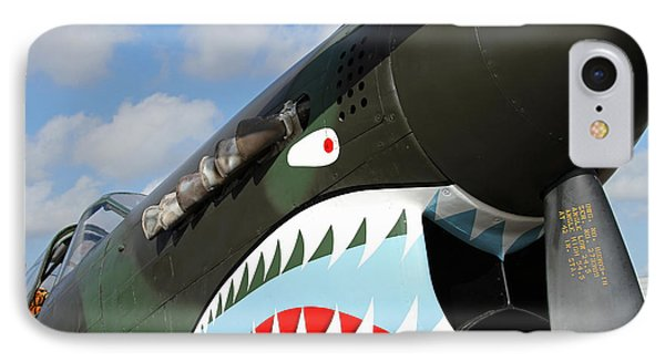 P-40 Flying Tigers Phone Case by Mark Grayden