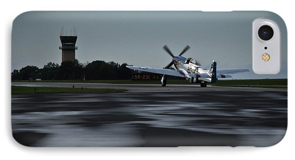 IPhone Case featuring the photograph P-51  by Douglas Stucky