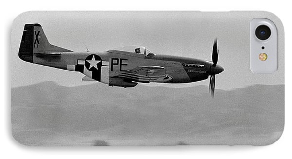 P-51d Phone Case by BuffaloWorks Photography