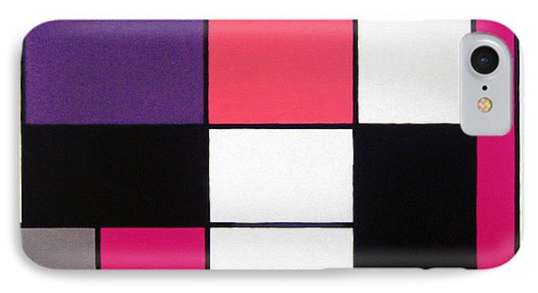 P Cubed Phone Case by Oliver Johnston