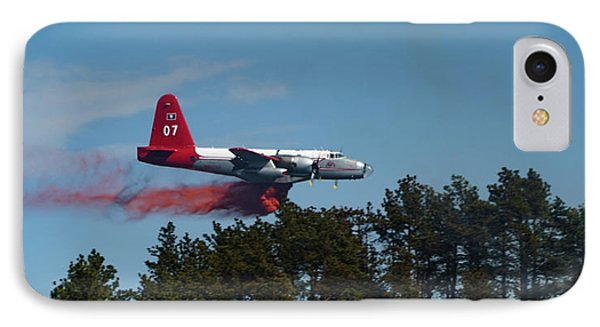 P2v Red Canyon Fire Phone Case by Bill Gabbert