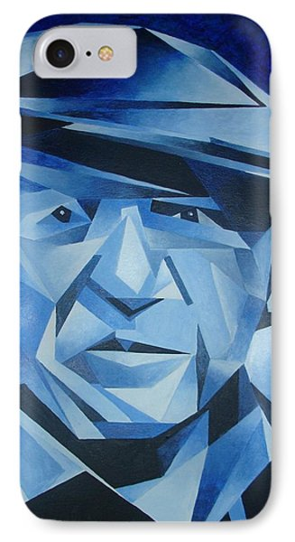 Pablo Picasso The Blue Period IPhone Case by Tracey Harrington-Simpson