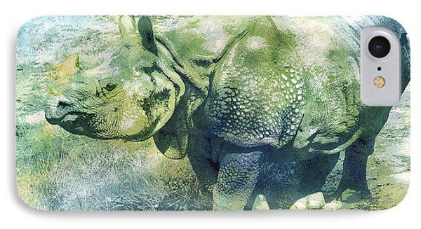 Pachyderm IPhone Case
