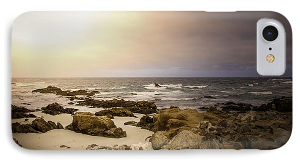 IPhone Case featuring the photograph Pacific Coastline by Ryan Photography