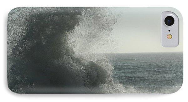 Pacific Crash IPhone Case