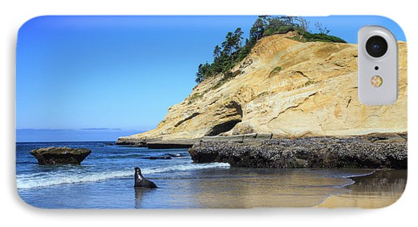 IPhone Case featuring the photograph Pacific Morning by David Chandler