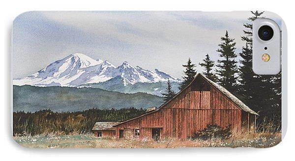 Pacific Northwest Landscape Phone Case by James Williamson