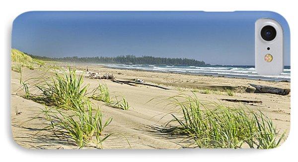 Pacific Ocean Shore On Vancouver Island Phone Case by Elena Elisseeva